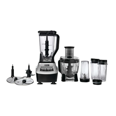 Ninja Mega Kitchen 1500W Food Processor Blender Package (Certified