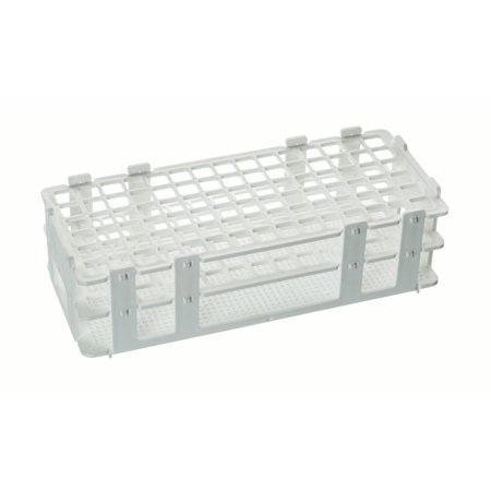 Test Tube Rack, Polypropylene, 13mm x 90 Tubes - Eisco Labs (Test Tube Rack Metal)