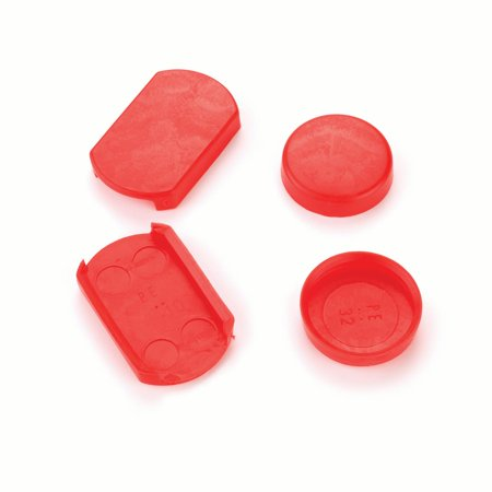 Bessey Replacement Clamp Pads, Large, TRP4.0 (Bessey Clamp Replacement Parts)