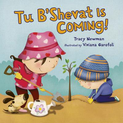 Tu Bshevat Is Coming (Board Book)