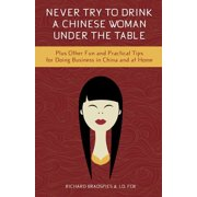 Never Try To Drink A Chinese Woman Under The Table - eBook