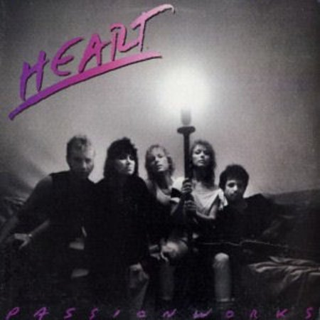 Heart - Passionworks (Translucent Purple) - Vinyl (Limited Edition) Heart Limited Edition