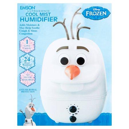 Emson Frozen ultrasónico humidificador de vapor frío