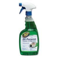 Zep All-Purpose Cleaner/Degreaser, Fresh, 12 - 32oz Spray Bottles (ZPEZUALL32CT)