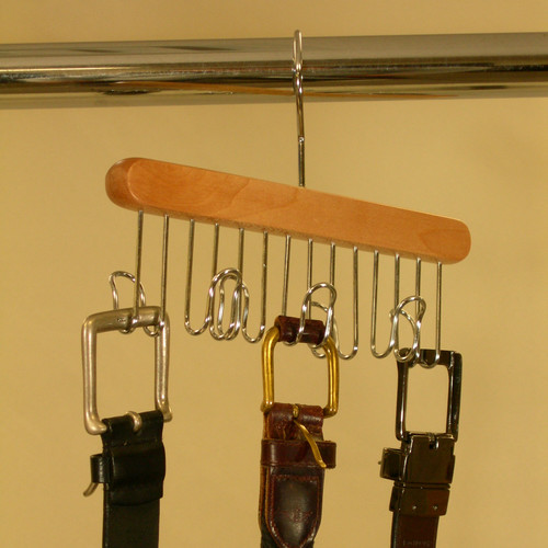 Proman Products Simplicity 7-Hook Hanging Organizer