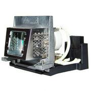 Mitsubishi VLT-XD430LP Projector Housing with Genuine Original OEM Bulb
