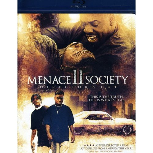 Menace II Society (Director's Cut) (Blu-ray) (Widescreen)