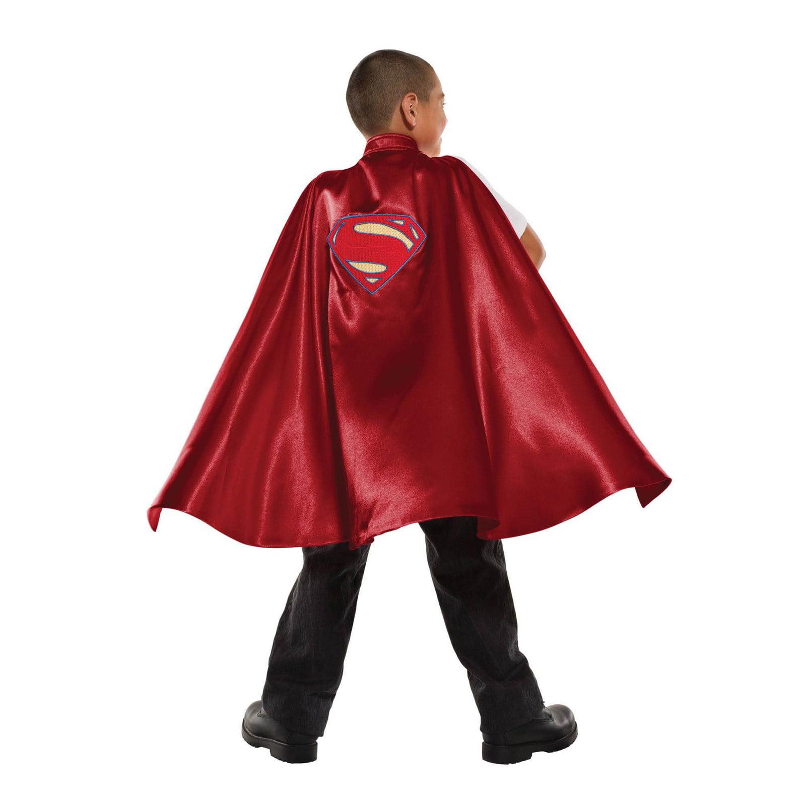 Deluxe Child Superman Cape