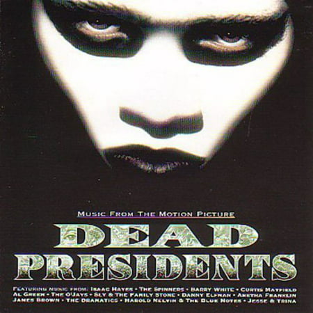 Dead Presidents Soundtrack (CD) (The House Of The Dead Overkill Soundtrack)