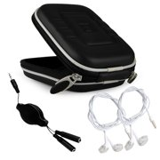 Best Earbud Cases - 2 Pack Earbuds Set with Retractable Headphone Splitter Review