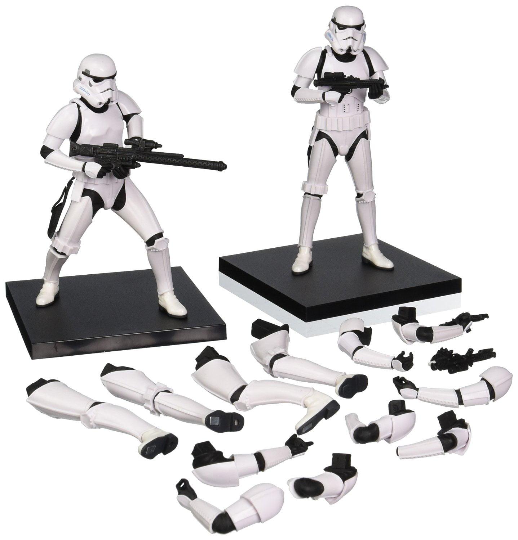 ARTFX+ Stromtrooper Build Pack (1/10 scale PVC Figure) Kotobukiya Star Wars