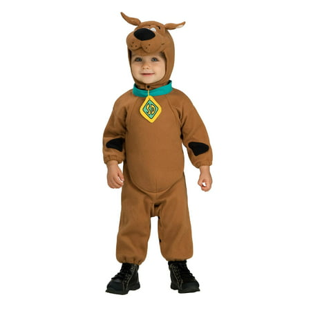 Scooby Doo Romper Toddler Costume - Toddler - Scooby Doo Halloween Costume Diy