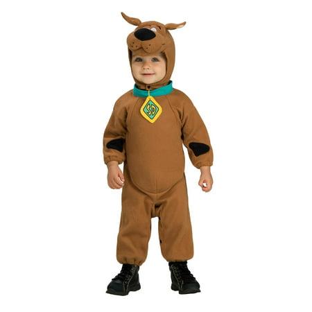 Scooby Doo Romper Toddler Costume - Toddler (Scooby Doo Villain Costumes)