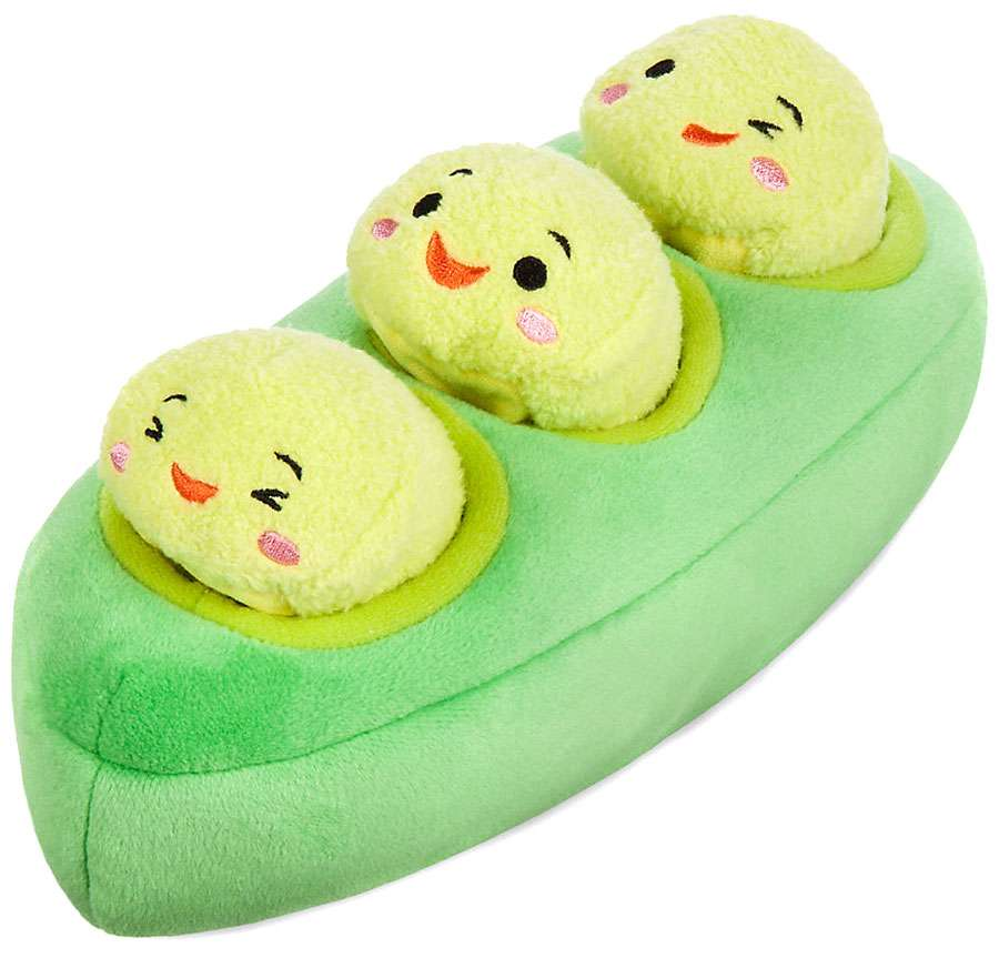 Disney Toy Story Three Peas in a Pod Mini Plush Set by