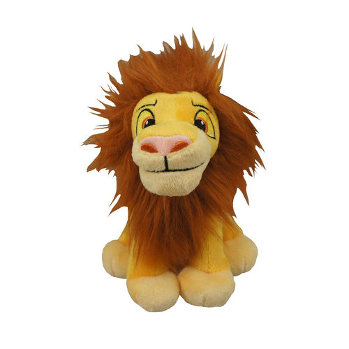 Disney Lion King Just Play Exclusive 6 Inch Mini Plush Figure Adult Simba