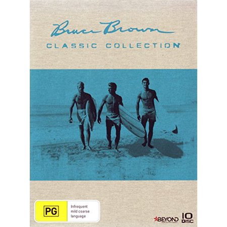 Bruce Brown - The Classics Collection - 10-DVD Box Set ( The Endless Summer / The Endless Summer Revisited / Slippery When Wet / Surfing Hollow Days / [ NON-USA FORMAT, PAL, Reg.0 Import - Australia ]](When Is Halloween Day In Australia)