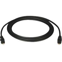 Tripp Lite A102-03M Toslink Digital Optical Audio Cable