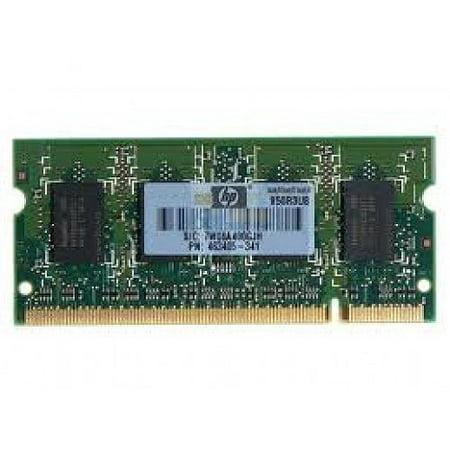 - 2GB Transcend JetRAM DDR2 PC2-5300 SO-DIMM 667MHz CL5 laptop memory module