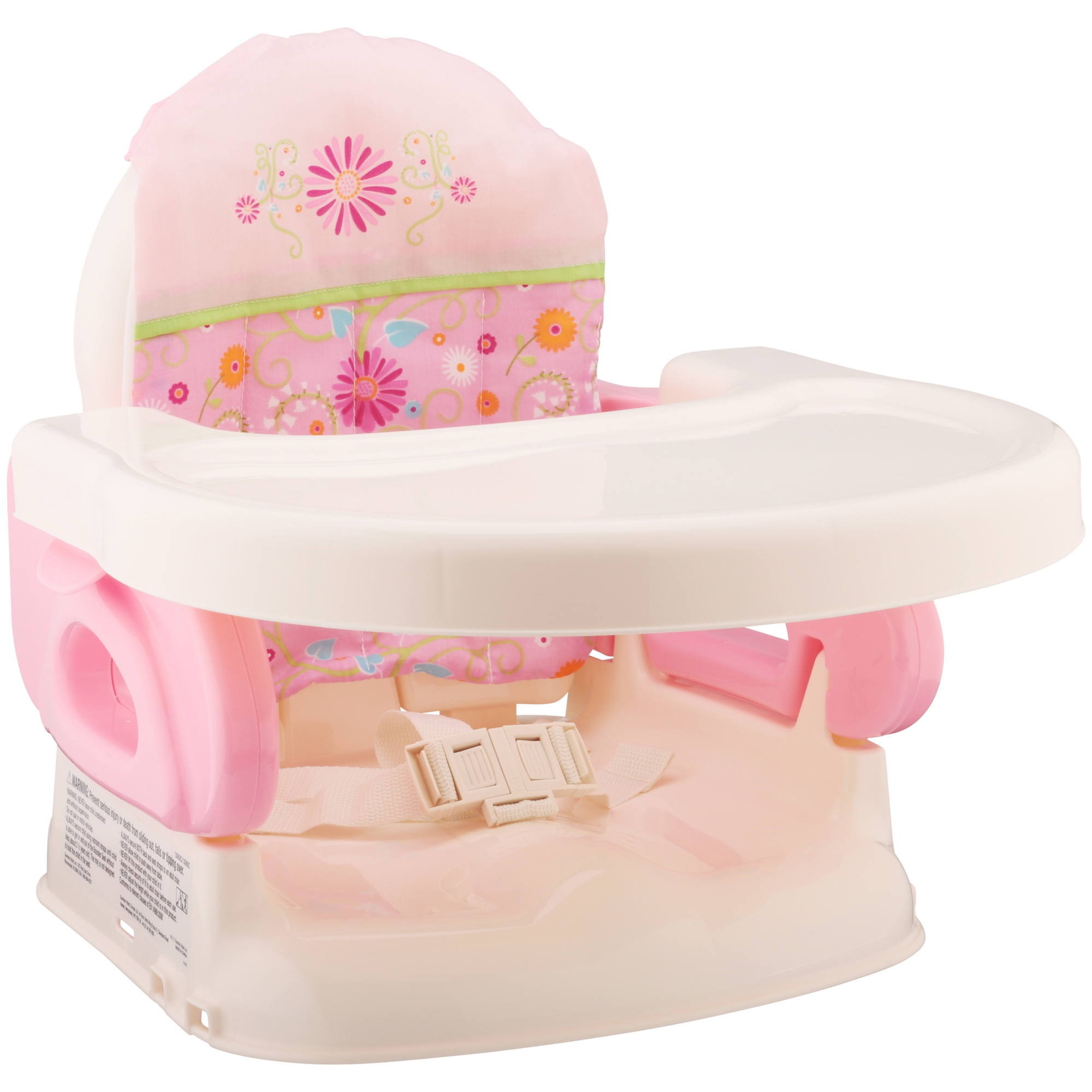 Summer Infant® Deluxe Comfort™ Folding Booster Seat