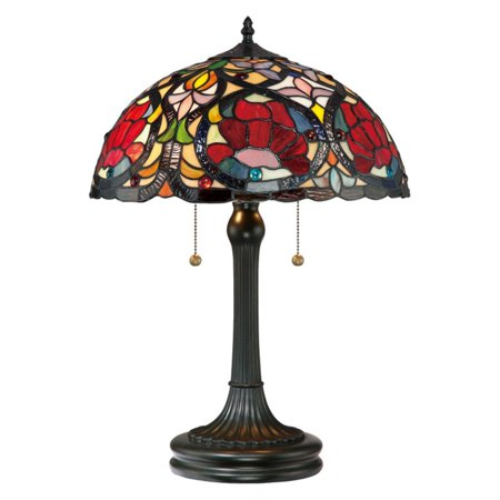 Quoizel Larissa TF879T Table Lamp