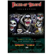 Faces of Death Collection (DVD)