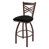Holland Bar Stool Co Catalina 36 in. Extra Tall Swivel Bar Stool with Faux Leather Seat