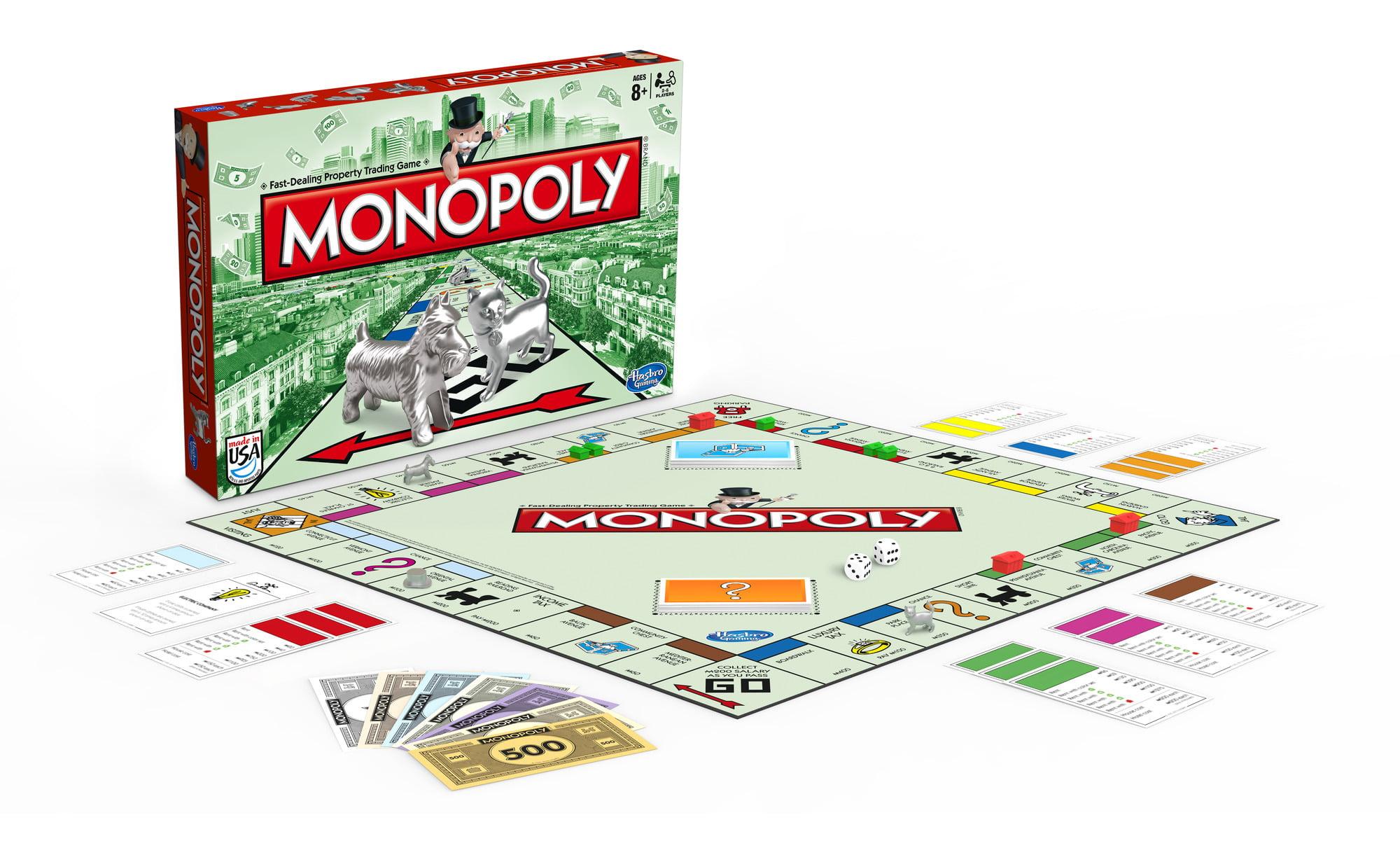 Monopoly Game Walmart Com