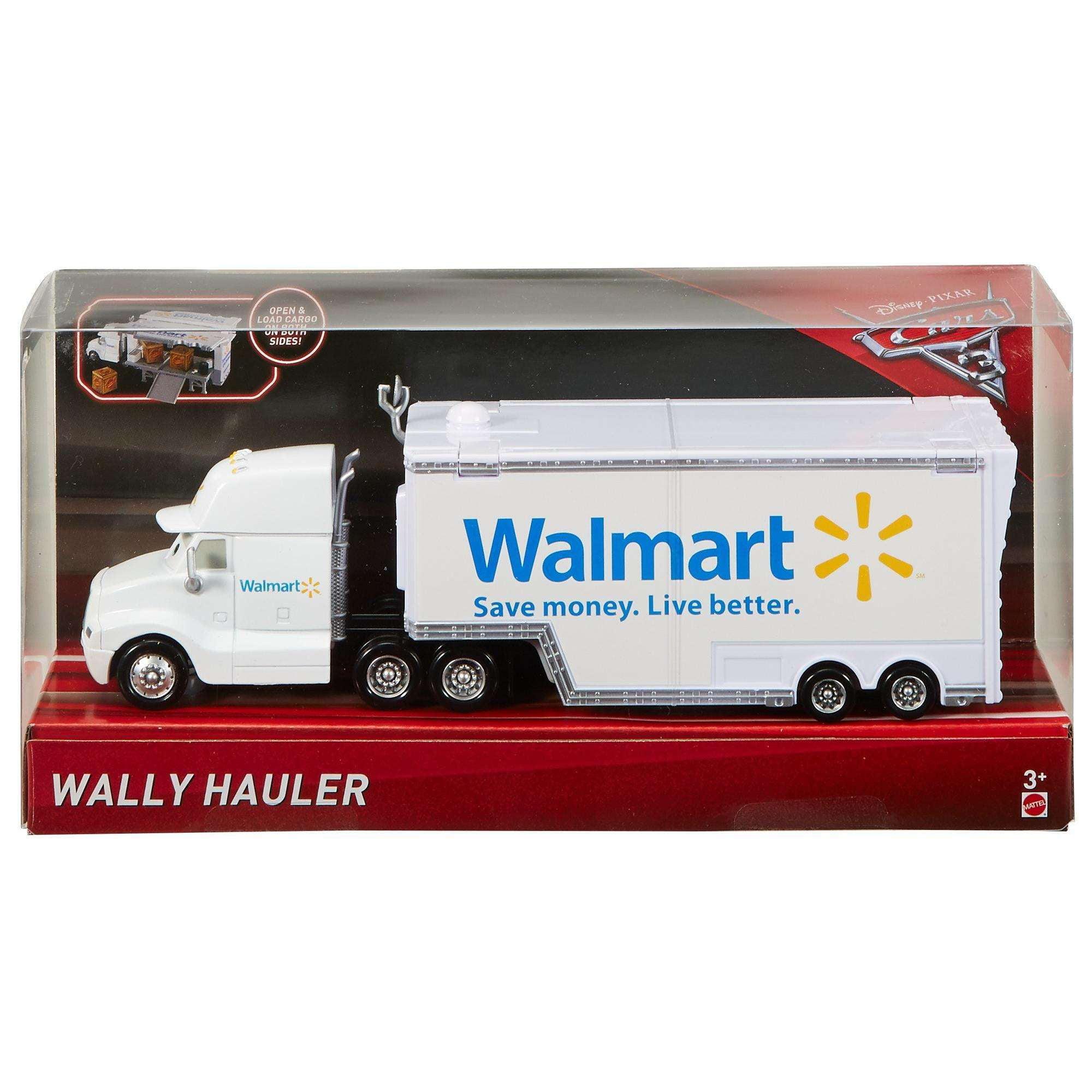 Disney Pixar Cars Wally Hauler