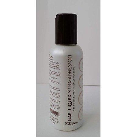Tammy Taylor Nails - Xtra-adhesion Acrylic Nail Liquid - 4 fl.oz (Tammy Taylor Original Liquid)