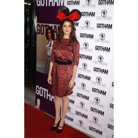 Rachel Weisz At Arrivals For Gotham Magazine Halloween Bash The Grand New York Ny October 31 2006 Photo By Kristin CallahanEverett Collection Celebrity