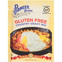 Pioneer Brand® Gluten Free Country Gravy Mix 2.75 oz. Packet
