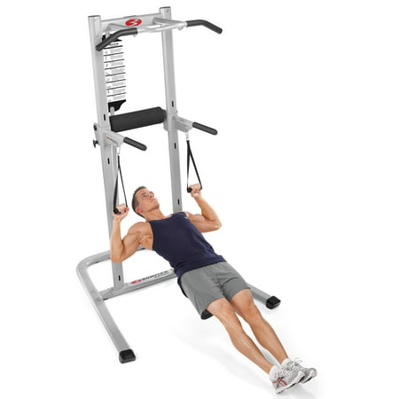 Bowflex Body Tower with E-Z Adjust Horizontal Bars and 20+ (Bowflex Pr3000 Home Gym Best Price)
