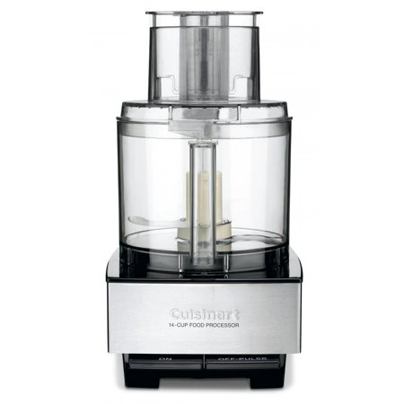 Cuisinart Custom DFP-14BCNY 14 Cup Food Processor, Brushed Stainless