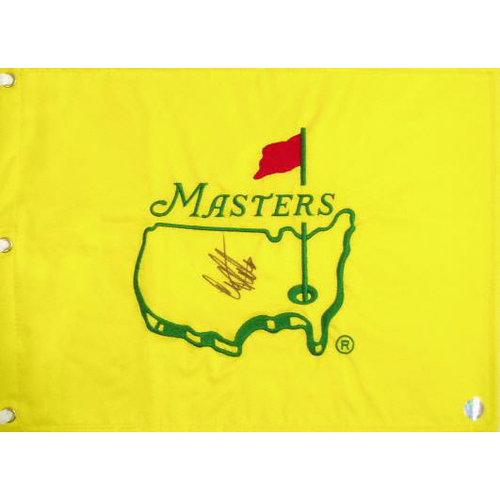 Craig Stadler Autographed Masters Golf Pin Flag