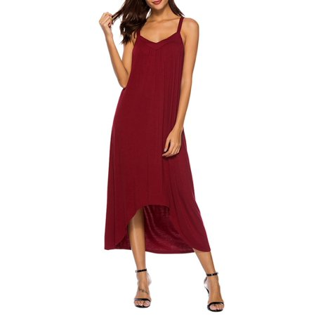 d234337270 OUMY Womens Nightgown Sleepwear Pajamas Strappy Sleep Dress Nightshirt