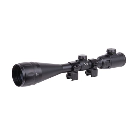 CenterPoint 6-20x50mm TAG/BDC Scope, Hunt and Scout Binocular