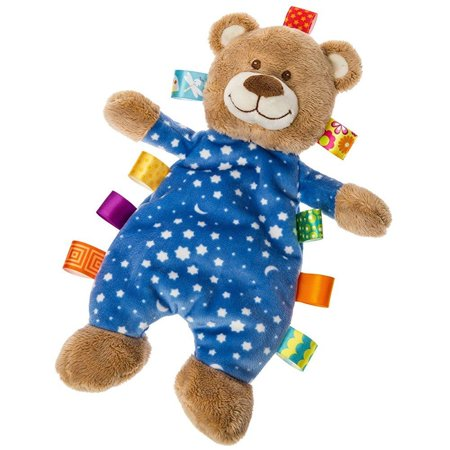 Lovey Soft Toy - Taggies Starry Night Teddy Bear Lovey Soft Toy