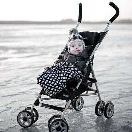 Kolcraft Cloud Umbrella Stroller, Single Stroller, Travel-Friendly, Compact Fold, Lightweight