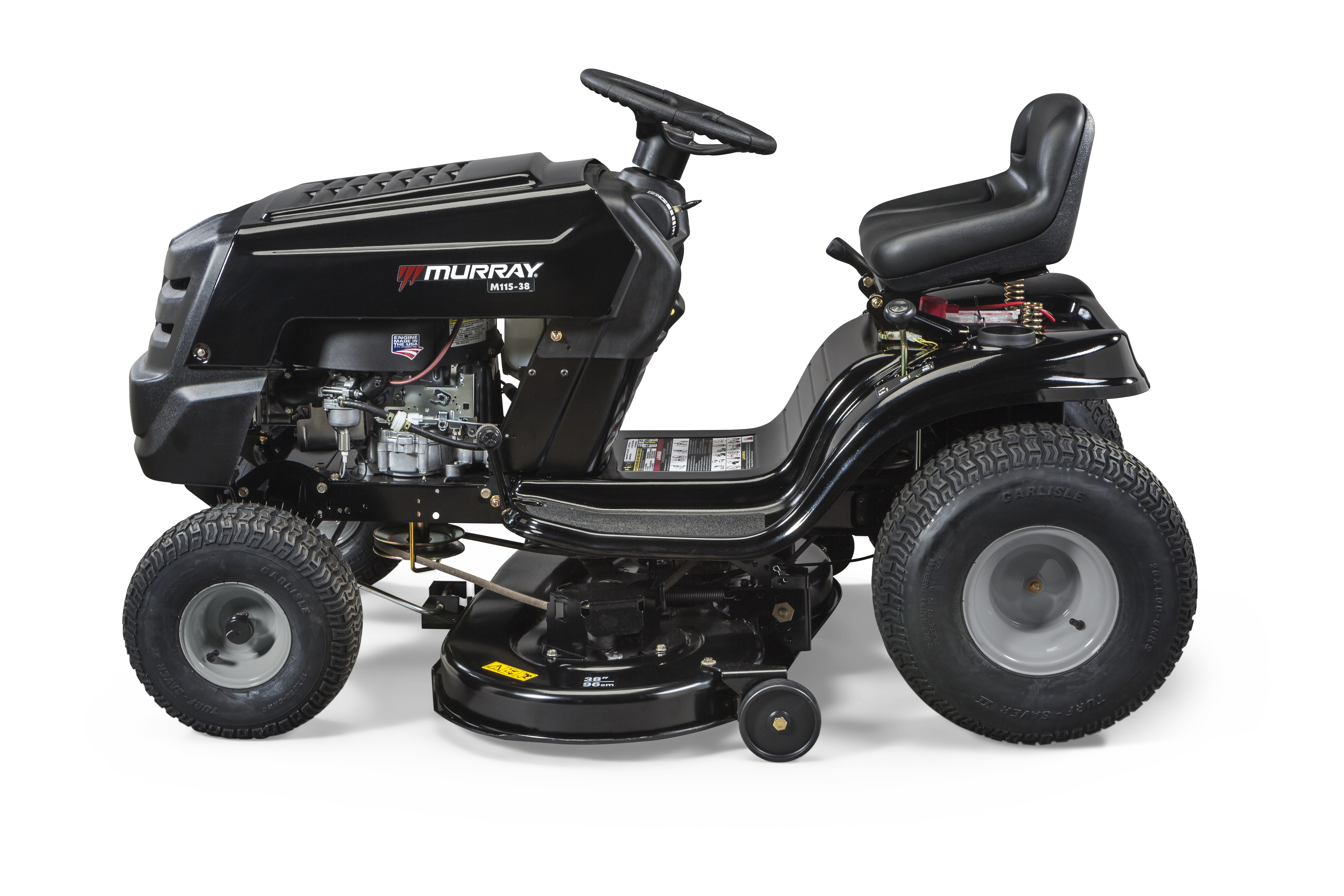 Murray lawn mowers motor repair manual array murray 38 11 5 hp riding mower with briggs and stratton powerbuilt rh walmart fandeluxe Gallery