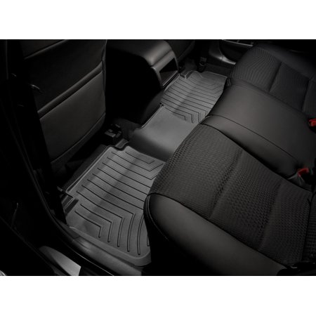 Weathertech (USA) WTC447512 Floor Liner DigitalFit (R) Molded Fit; Raised Channels With A Lower Reservoir; Black; High-Density Tri-Extruded Material; 1 Piece - image 1 de 1