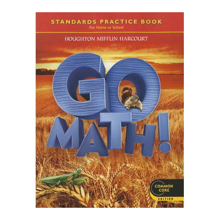 Go Math! : Student Practice Book Grade 2 - Halloween Math Fact Practice