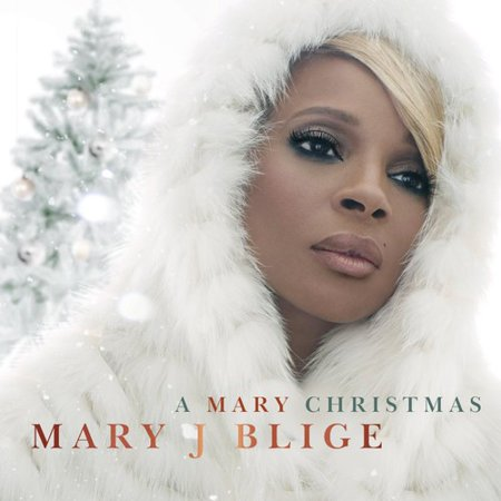 A Mary Christmas (CD) (Mary J Blige New Cd Release Date)
