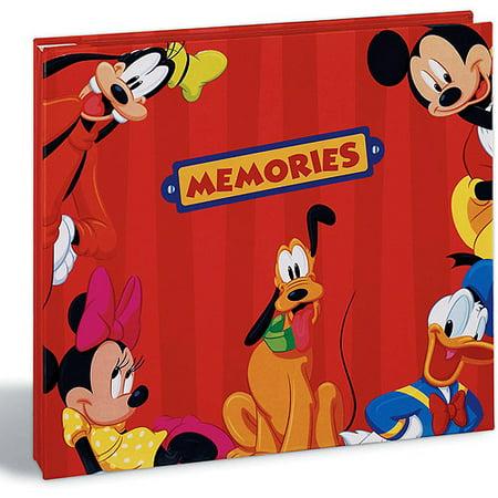 (Disney Embossed Postbound Album 8