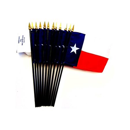 Made in USA. 12 Texas 4