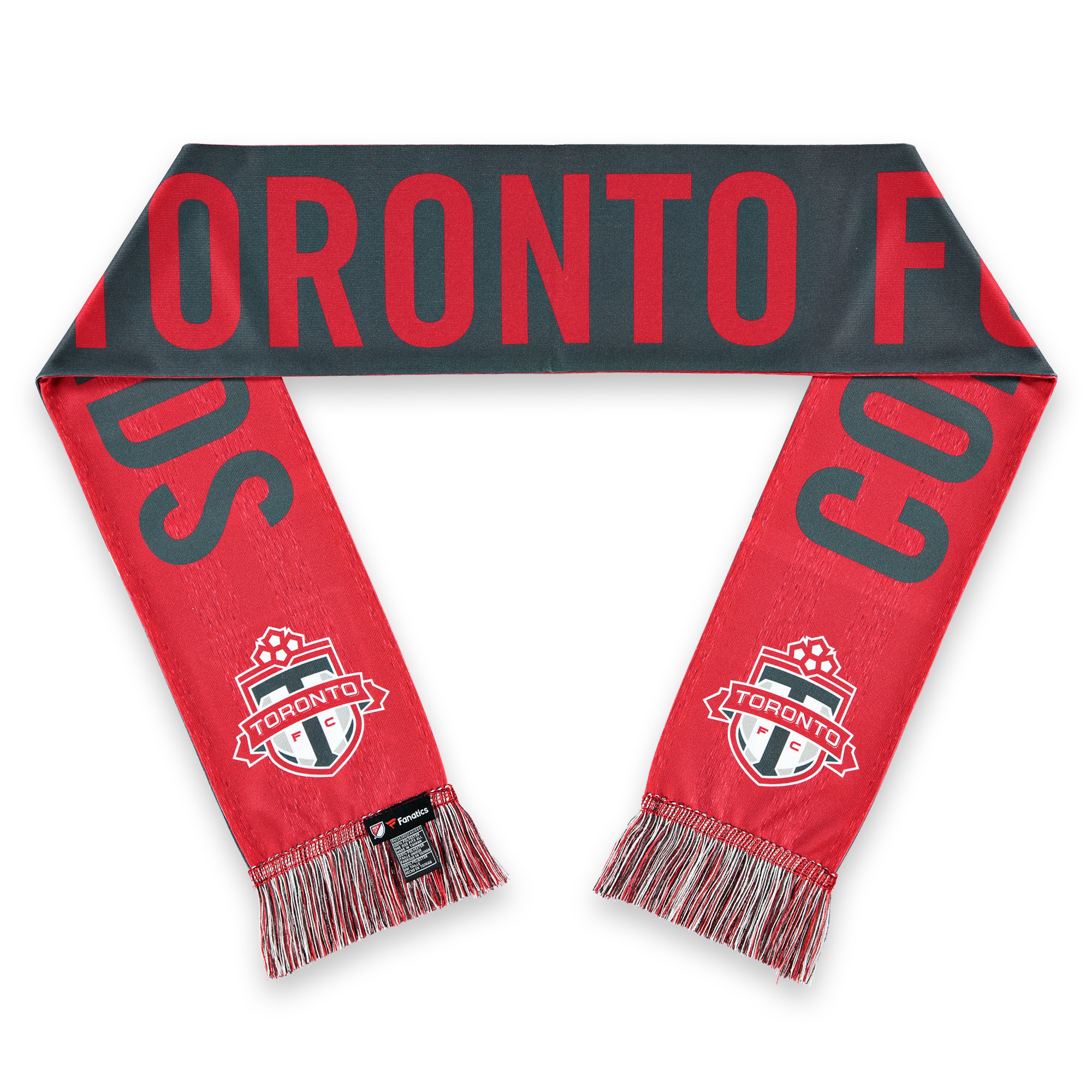 Toronto FC Fanatics Branded Sublimated Jersey Scarf - OSFA
