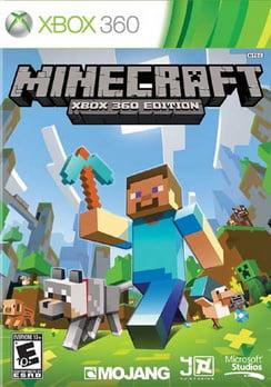 Minecraft Xbox 360 Edition, Microsoft, Xbox 360, 885370606515 by Microsoft