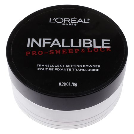 L'Oreal Paris Infallible Pro Matte Loose Setting Powder (Matte Place Setting)