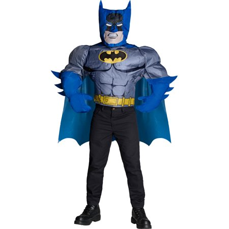 Mens Batman Inflatable Halloween Costume Top