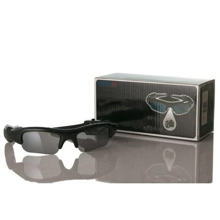 Cost-saver Fashionable DVR Audio Video Recorder Sports Sunglasses - image 4 de 8