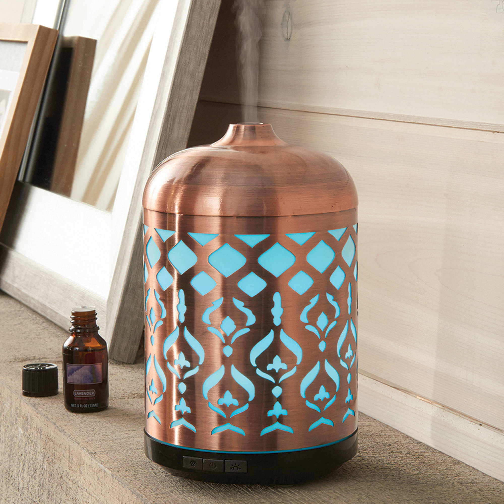 Daily Buying Better Homes And Gardens 250 Ml Tabriz Cool Mist Ultrasonic Aroma Diffuser